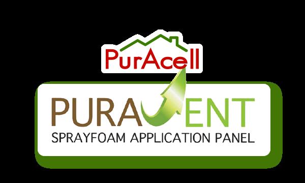 Puravent Puracell Sprayfoam Insulation