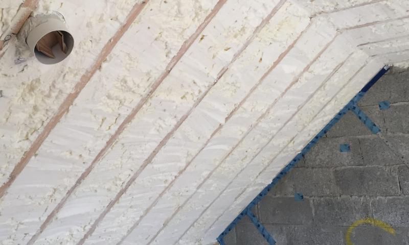 Advantages of Sprayfoam Insulation