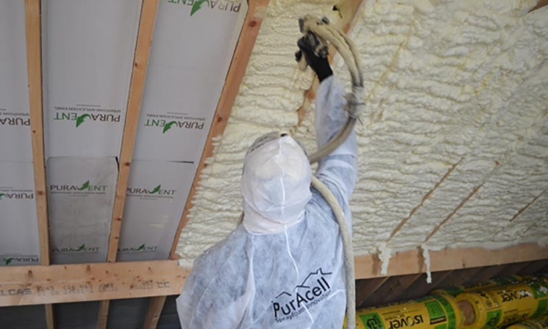Spray Foam Insulation Ireland
