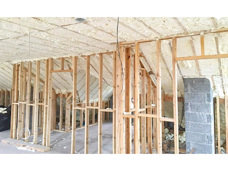 New House Insulation