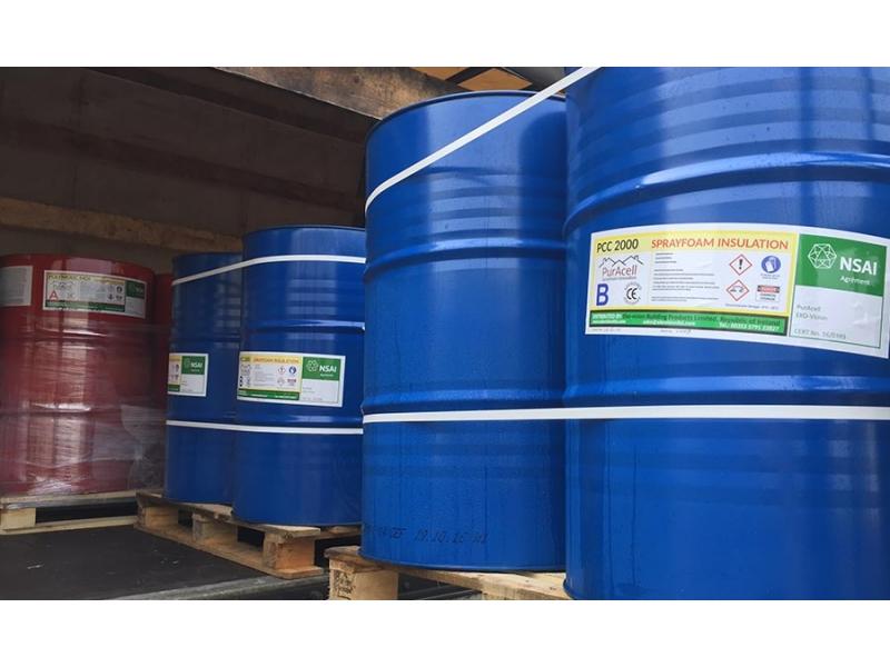 Puracell Sprayfoam Insulation